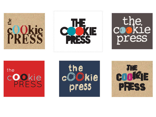 cookie press